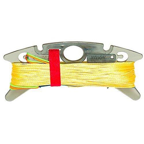elliot 1012479 Dyneema-Winderset, Powerline Yellow 100 daN, 2 x 30 m