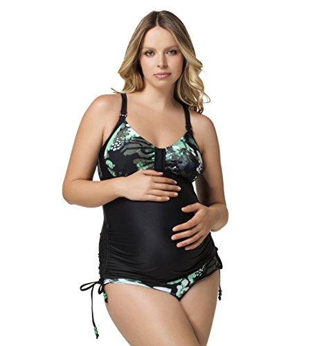 Cake Maternity Vrouwen zwangerschapstankini Soda Swimwear Tankini