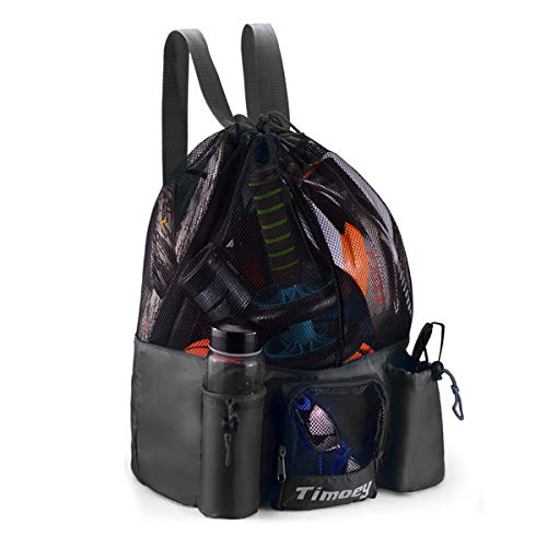 Big Mesh Backpack by Timeoy