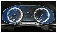 Yhfhaoop Skoda Kodiaq Karoq 2017 2018 2018のための車のプロテクターダッシュパネルTPU LCDのカバーダッシュボードの保護フィルム HNYHF (Color Name : 2017 2018 kodiaq)