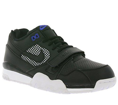 Nike Herren Air Trainer II Sneaker, Schwarz (schwarz schwarz), 43 EU