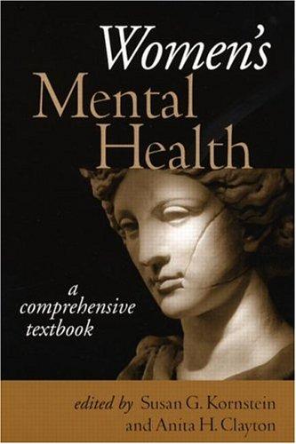 Women's Mental Health: A Comprehensive Textbook