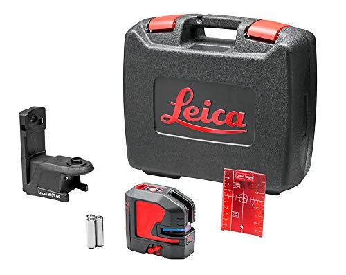 Leica Lino P5 - kompakter 5 Punkt Laser mit innovativem magnetischem Adapter