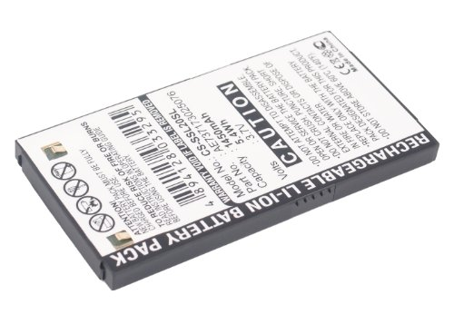 Cameron Sino CS TM500SL Batería para Tomtom One/One Europa/Uno Regional (800mAh)