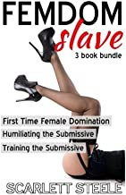 Femdom Slave (First Time Female Domination, Training the Submissive, Humiliating