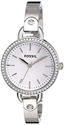 Fossil Analog Silver Dial Women's Watch-BQ3162,Fossil India Pvt. Ltd.,BQ3162