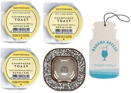 Bath and Body Works Gemstone Fragrance Clip Max 61% OFF Holder Car Vent Oklahoma City Mall