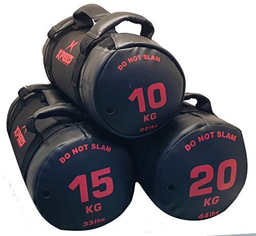 G5 HT SPORT FitnessBag Borsa zavorrata da 10/15/20 kg Multifunzione (20 kg)