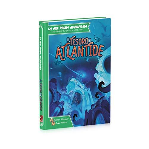 Il tesoro di Atlantide. La mia prima avventura