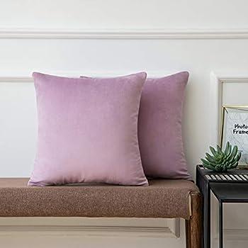 Best light purple throw pillows Reviews
