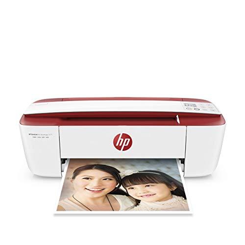 HP Deskjet 3764 Imprimante Multifonction Jet d'encre Couleur (8 ppm, 4800 x 1200 PPP, WiFi, Mobile, USB)
