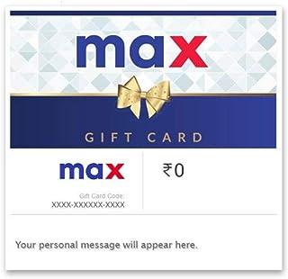 Flat 7% off at checkout||Max E-Gift Card