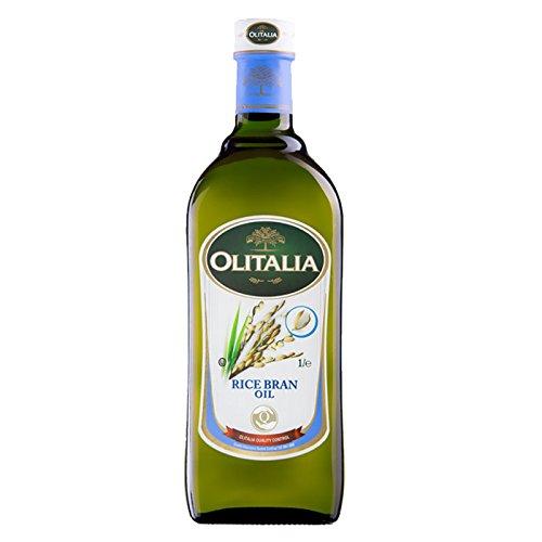 Olitalia Rice Bran Oil 1000ml Flasche (Reisöl)