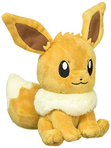 Pokemon Center Original Plush Doll Pokemon fit Eevee 713