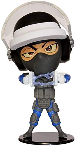 Qivor Tom Clancy's Rainbow Six Collection Doc Chibi 4' Figurine Figure from Games Gifts