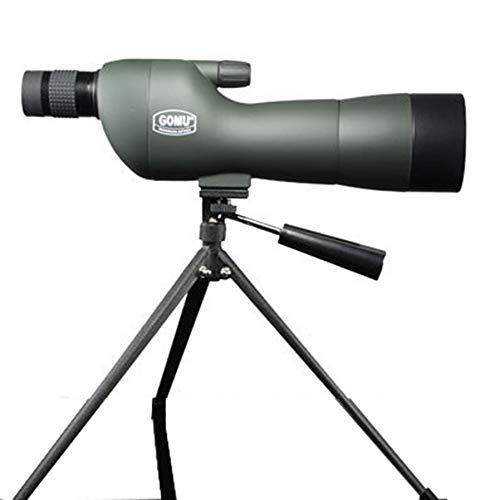 Best Bargain JAD@ 20-60 60 Spotting Scope, Monocular Telescope Night Vision Telescope, High-Definiti...