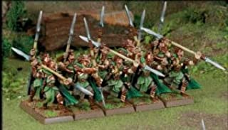 Eternal Guard Wood Elves Warhammer Games Workshop