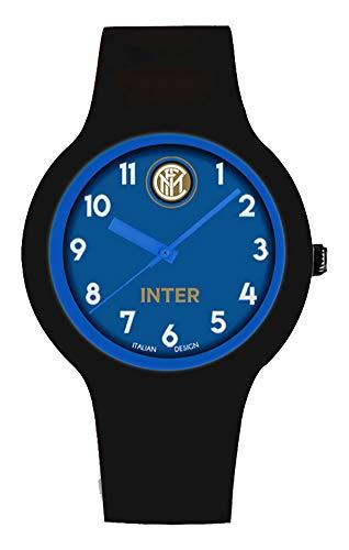 Inter P-IN430KB2, Orologio Sportivo Unisex-Adulto, Nero
