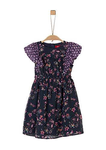 s.Oliver Junior Mädchen Kleid Kinderkleid, 57A0, 110/REG