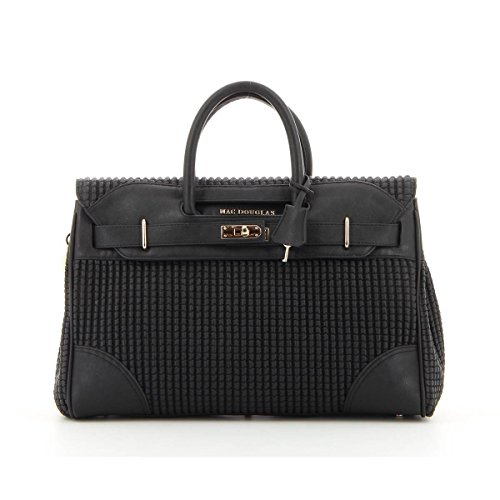 Mac Douglas - Grand sac à main femme en simili cuir matelassé Pyla Bryan S taille 26 cm