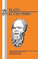 Plato: Euthyphro (Greek Texts)