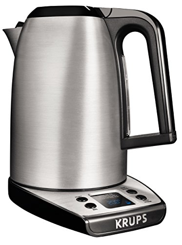 KRUPS Electric Kettle, Instant Coffee, Adjustable...