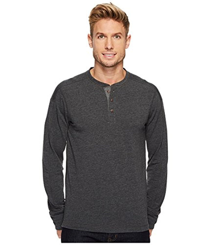 (ザノースフェイス) THE NORTH FACE メンズTシャツ Long Sleeve Terry Henley [並行輸入品]