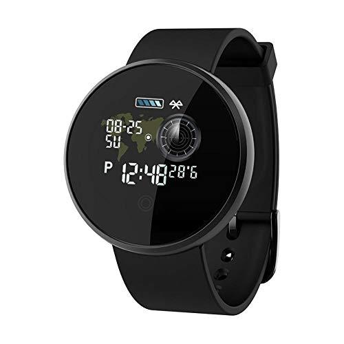 Smartwatch Reloj Inteligente, Pantalla TáCtil Completa con MúLtiples Modos Deportivos Ip68 Smartwatches Impermeables para Android iOS, Monitor De Frecuencia CardíAca PresióN Arterial Dormir