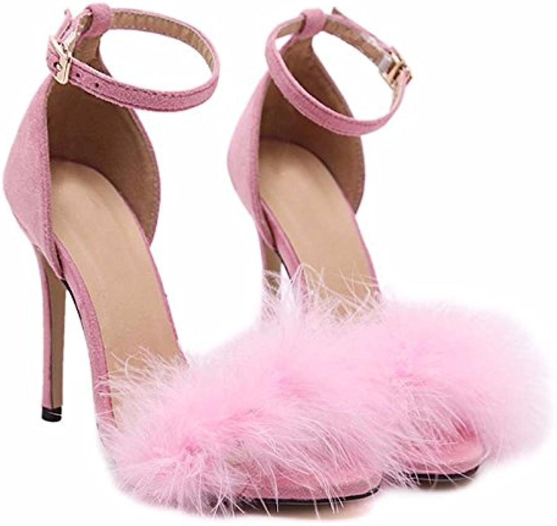 CAT Women Pumps Sexy shoes High Heels Women shoes Spring Summer Autumn shoes Woman Thin Heels