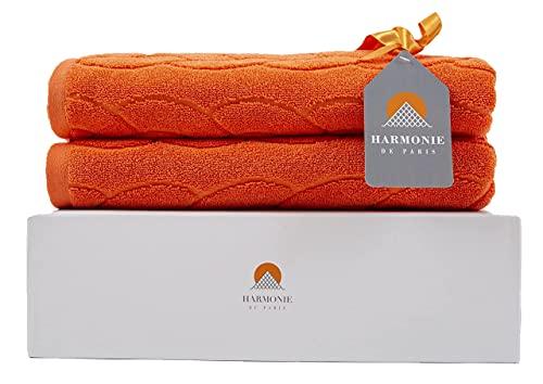 HARMONIE DE PARIS Ultra Soft Bath Towel Set (27