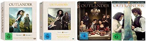 Outlander Staffel 1-3 (1.1+1.2+2+3, 1 bis 3) [DVD Set] Staffel 1 als Collectors Edition