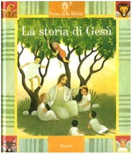 Books By Paola Parazzoli_la Storia Di Gesu Ediz Illustrata Con 2 ...