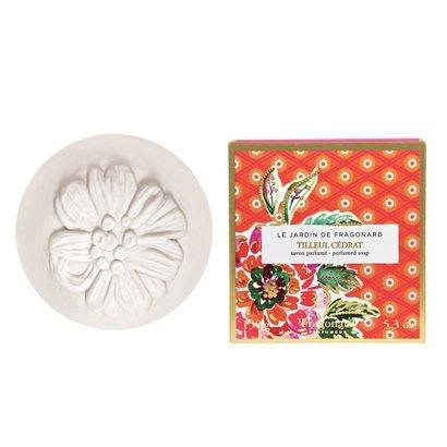Fragonard Parfumeur Tilleul Cedrat Perfumed Soap - 150 g