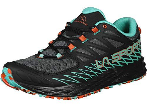 La Sportiva Lycan W Zapatillas de Trail Running Black/Aqua