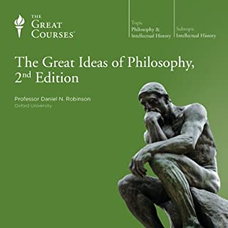 The Great Ideas of Philosophy, 2nd Edition cover art