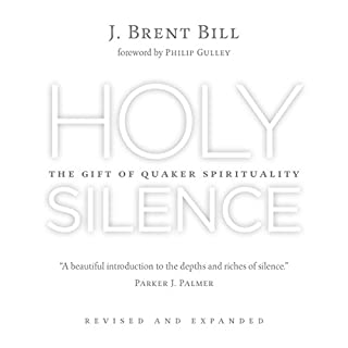 Holy Silence audiobook cover art