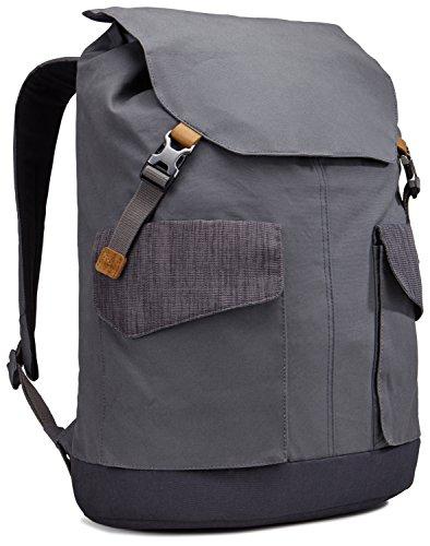 Case Logic LoDo Large Daypack Rucksack für Notebooks bis 39,6 cm (15,6 Zoll) Graphite Grey