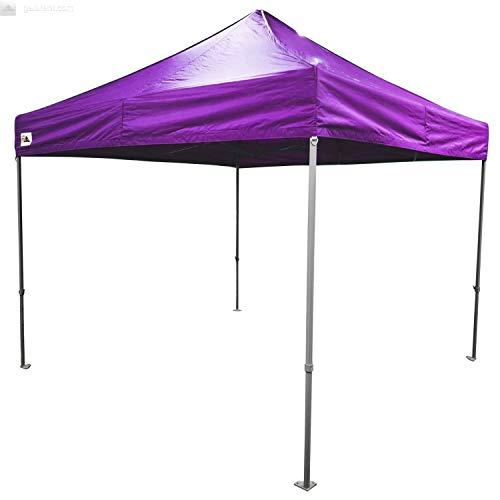 Gala Shade Pro DX Garden Gazebo (Purple)