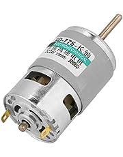 DC-motor Krachtige koppelmotor 775 Motor Hoge snelheid 80w Verlengas 12v/24v(24 V 20000 RPM)