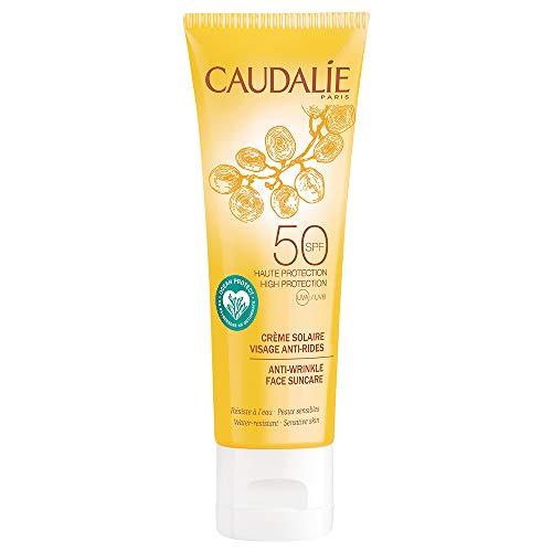 Caudalie Sonnencreme Anti-Falten LSF 50, 50 ml, 1er Pack (1 x 1 Stück)