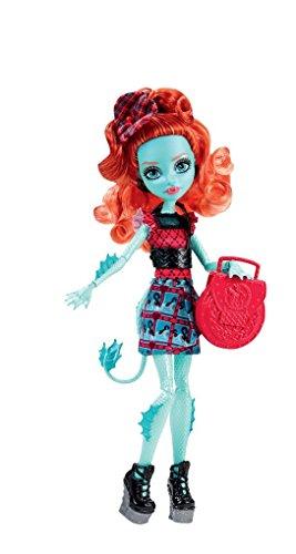 Monster High - Monstruitas de Intercambio, Lorna Nessi (Mattel CDC36)