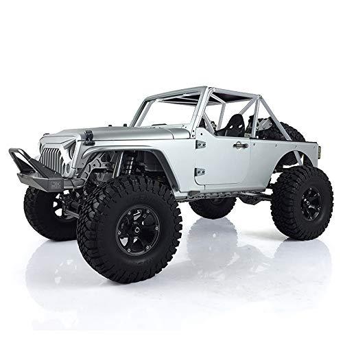 Capo 1/8 RC Racing JKMAX Metal Rock Crawler Car KIT Model 336 Wheelbase Chassis