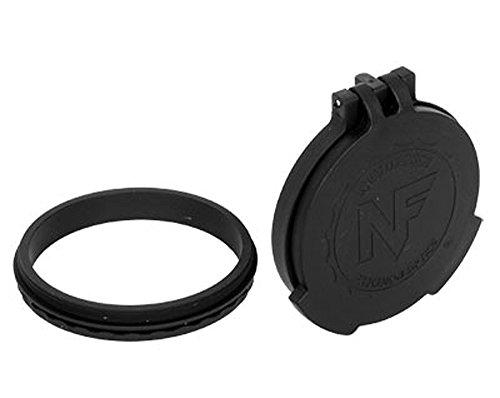 Nightforce Optics Objective Flip-Up Lens Cap for 56mm ATACR, BEAST, NXS Riflescopes