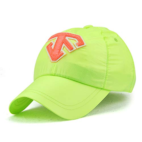 wopiaol Ultra-thin new couple quick-drying hat ladies summer Korean version of the sun visor summer hat