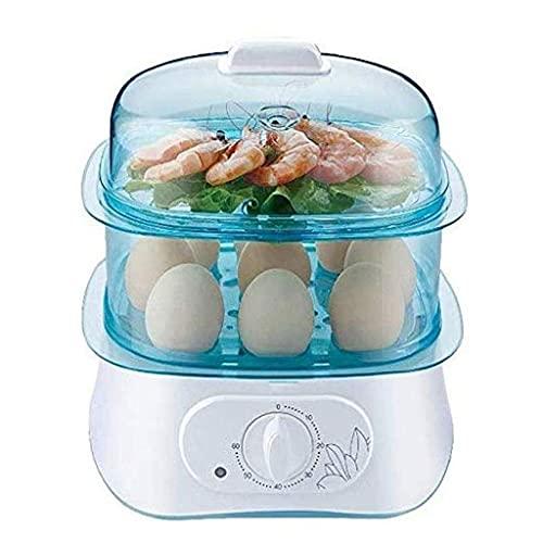 DYB Caldera eléctrica para cocinar Huevos, vaporera para Vegetales, Hace Huevos rápidamente,...