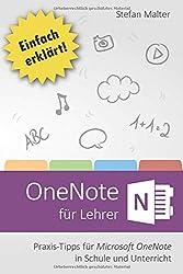 OneNote für Lehrer - Buch-Cover