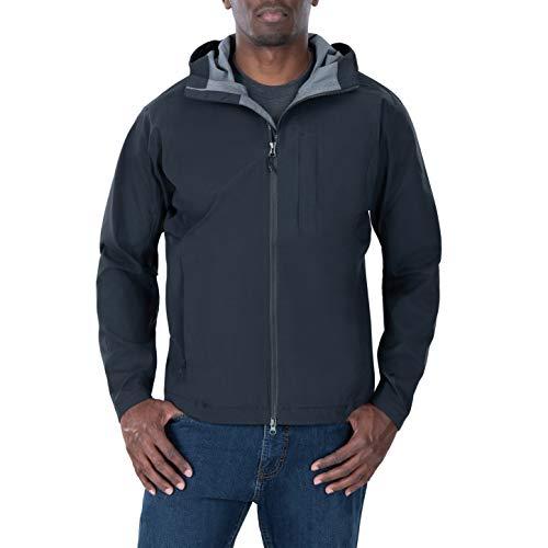 Vertx Fury Hardshell Jacket, It's Black, Large