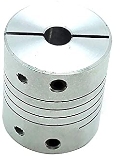 VXB Brand Japan MJC-40K-WH 1//2 inch to 20mm Jaw-Type Flexible Coupling Coupling Bore 2 Diameter:20mm Coupling Length 66 Coupling Outer Diameter:40