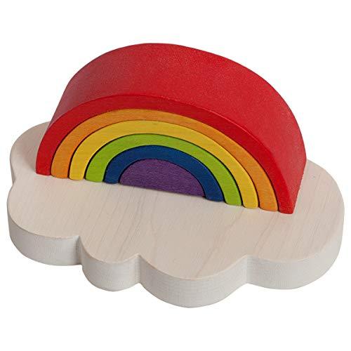 Clevere Kids Milchzahndose Regenbogen (Rainbow)