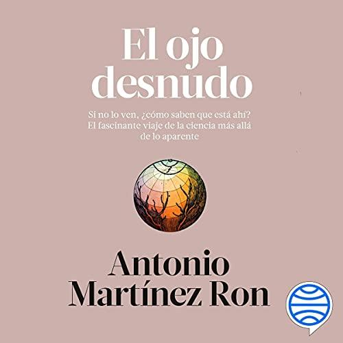 Diseño de la portada del título El ojo desnudo